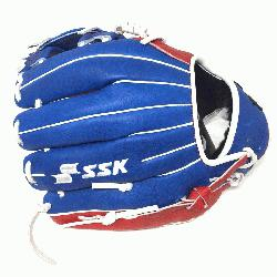 Pattern Modeled after Javier Baez's pro-level glove Top Grain Steerhid