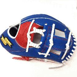 .5 Inch Pattern Modeled after Javier Baez's pro-level glove Top Grain St