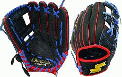 odel Modeled after Javier Baez's pro-level glove Top Grain Steerhide Leather Dimple Sensor