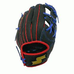 y the game day glove of Javier Baez Fe