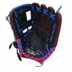 game day glove of Javier Baez Features ssk dimple sensor technology Moisture-wicking prop