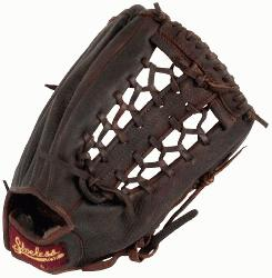 inch Modified Trap Baseball Glove (Right Handed Throw) : Shoeless J