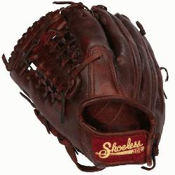 hoeless Joe 11.5 inch Modified Trap Baseball Glove (Right Handed Throw) :