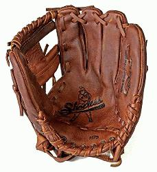 .75 inch I Web Baseball Glove (Right Hand Throw) : Shoeless Joe Gloves give a player the q