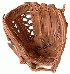 11.75 inch I Web Baseball Glove (Right Hand Throw) : Shoeless Joe Gloves give a player