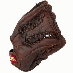 hoeless Joe 11.75 Tenn Trapper Web Baseball Glove (Right Handed Throw) : Shoeless Joe Glo