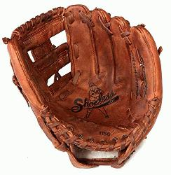 hoeless Joe 1150IW 11.5 Baseball Glove (Right Hand Throw) : Shoeles