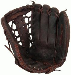 T Modified Trap 13 inch Baseball Glove (Right Handed Throw) : Shoeless Joe Gloves give a pla