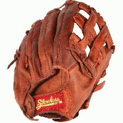 Shoeless Joe 1400HW Softball glove 14 inch Mens (Righ