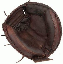 34 inch Catchers Mitt (Right Handed Throw) : Shoeless Joe Gloves give a player the q