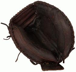 h Catchers Mitt (Right Handed Throw) : Shoeless Joe Gloves give a player the