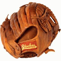 oeless Joe Outfield Baseball Glove 13 inch 1300SB (Right Hand Throw) : The 13 inch Shoel