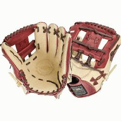 and cream design Right hand throw 11.5 inches infield model Pr
