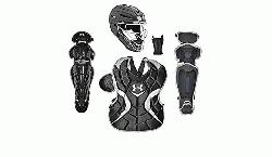 Helmet, Chest Protector & Leg Guards Recommended Age Group 9-12 Catching Gear