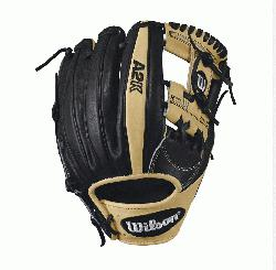 Wilson A2K 1787 Infield Baseball Glove A2K 1787 11.75 Infield - Right Hand Throw WTA2KRB171787