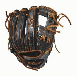 1.5 Wilson A2K DP15 GM Dustin Pedroia Infield Baseball Glove A2K DP15 GM Dusti