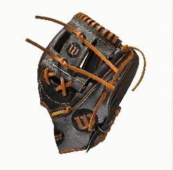 - 11.5 Wilson A2K DP15 GM Dustin Pedroia Infield Baseball Glove A2K DP15 GM Dustin
