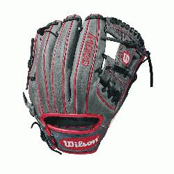 Wilson A1000 glove is made with the same innovat