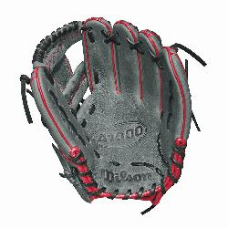 Wilson A1000 glove is made with the same innovatio