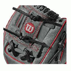 The 11.5 Wilson A1000 glove is made with the same