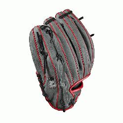 son A1000 glove is made with the same innovation that drives Wilson Pro stock infield patte