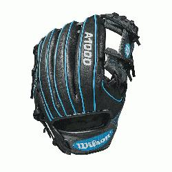 ilson A1000 glove is made with the same innovation that drives Wilson