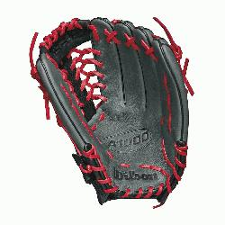 Wilson A1000 glove is made with the same innovation that d