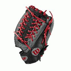 5 Wilson A1000 glove is made with th