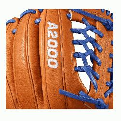 wn the diamond with the new A2000® 1789. With its 11.5 size and Pro Laced T-Web, t