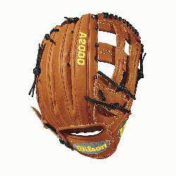 2000® 1799 pattern is made with Orange Tan Pro Stock leather, and is available
