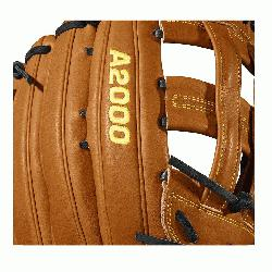assic A2000® 1799 pattern is made with Orange Tan Pro S
