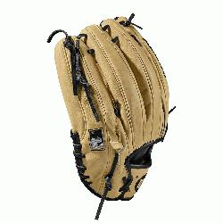 11.75 Pitcher model, closed Pro laced web Gap welting