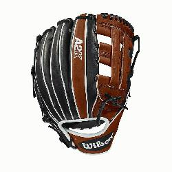 A2K® 1721 is a new infield model to the Wilson A2K® line. Made with a Dual Post