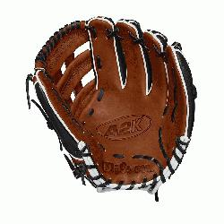® 1721 is a new infield model to the Wilson A2K® line. Made with a