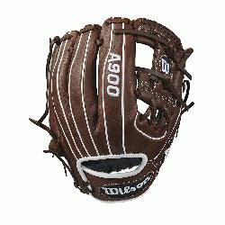 on A900 Baseball glove is made for young, advan