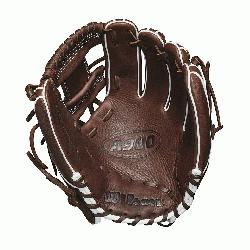 00 Baseball glove is made for young, advanced ballplayers looking to