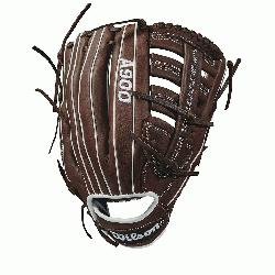 h baseball gloves are intended for a younger, more advanced ball pl