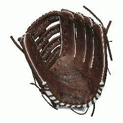 seball gloves are intended for a younger, more advanced ball p