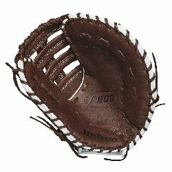 h first base mitts are intended for a younge
