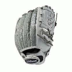 odel; fast pitch-specific model; available in right- and left-hand Throw Comfort Velcr