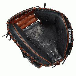 ers model; half moon web Black SuperSkin, twice as strong as regular leather,