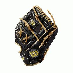 Baseball glove Made with pedroia fit for players with a s