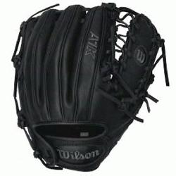 OTIF 11.5 inch Baseball Glove (Right Handed Throw) : Wilsons A1k series takes the patterns and