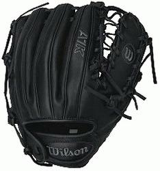 OTIF 11.5 inch Baseball Glove (Right Handed Throw) : Wilsons A1k series takes the patterns an