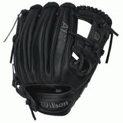 Wilson A1K DP15 11.5 inch Baseball Glove (Right Handed Throw) : Wilsons A1k series takes the pa