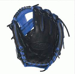 A1K DP15 Royal Blue Accents - 11.5 Wilson A1K DP15 Blue Accents Infie