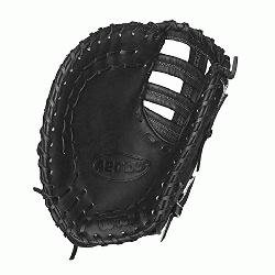 1613 Superskin First Base Mitt. 12.25 inch. Developed by Andres Galarraga, the Wilson A