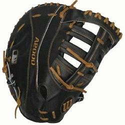 Wilson A2000 1613 12.25 Fist Base Mitt (Right Handed Throw) : The Wilson A2000 puts unbeatable cra