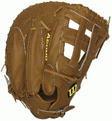 0 1613 12.25 Fist Base Mitt (Right Handed Throw) : The Wilson A2000 puts unbeatable craftsmansh