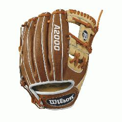 Wilson A2000 1786 Infield Baseball Glove A2000 1786 11.5 Infield Baseball Glove - Right Hand Th